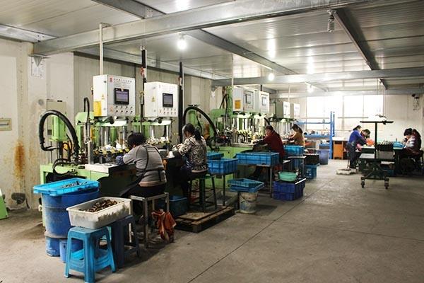 机械零配件生产